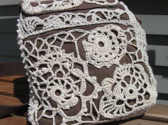 Freeform Lace Bag 3