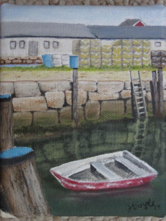 Inner Harbor (oil)