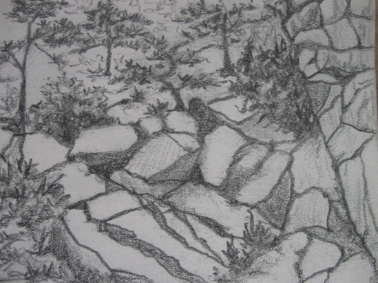 Quarry (pencil)