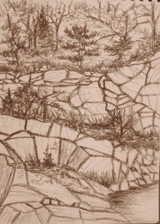 Keystone Bridge Quarry