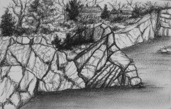 Granite Bridge Quarry, Rockport