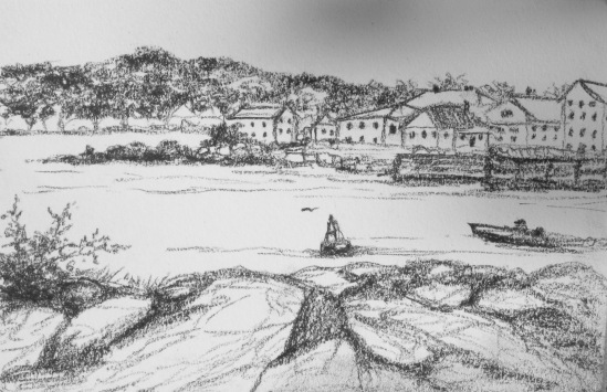 across-harbor